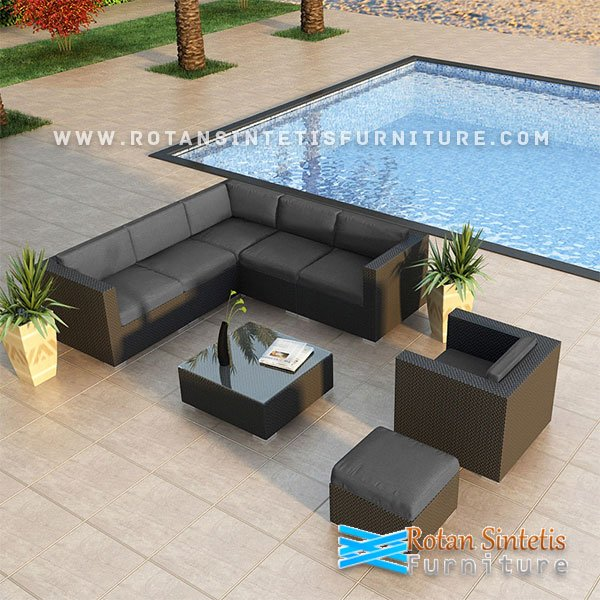 Rotan Sintetis Furniture Supplier No 1 Furniture Rotan Berkualitas